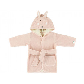 Trixie Hooded Bathrobe RABBIT 5 - 6 years