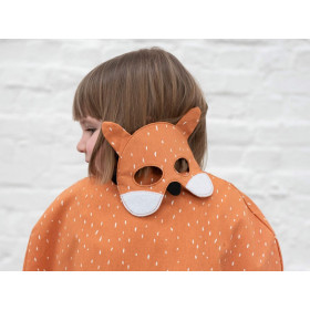 Trixie Cape & Mask MR. FOX