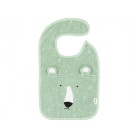 Trixie Bib POLAR BEAR