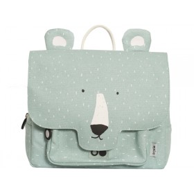 Trixie Satchel MR. POLAR BEAR