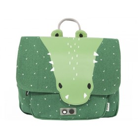 Trixie Satchel MR CROCODILE