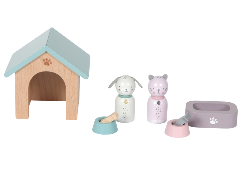 Little Dutch Dollhouse Pets - TakaTomo.de