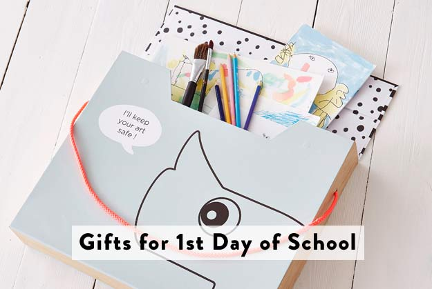 Gifts for 1st day of school