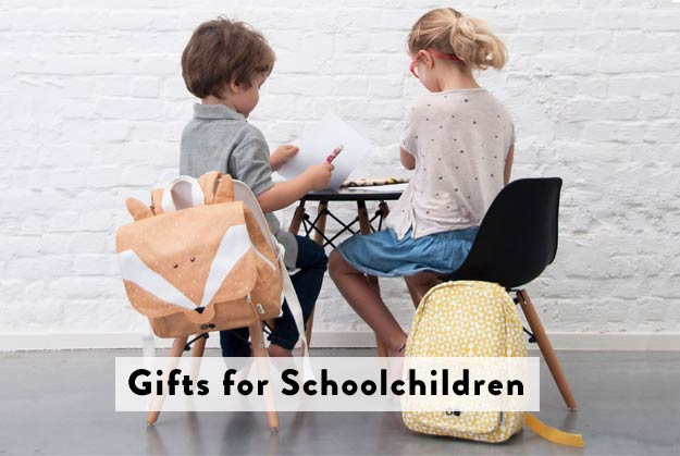 Gifts for schoolchildren