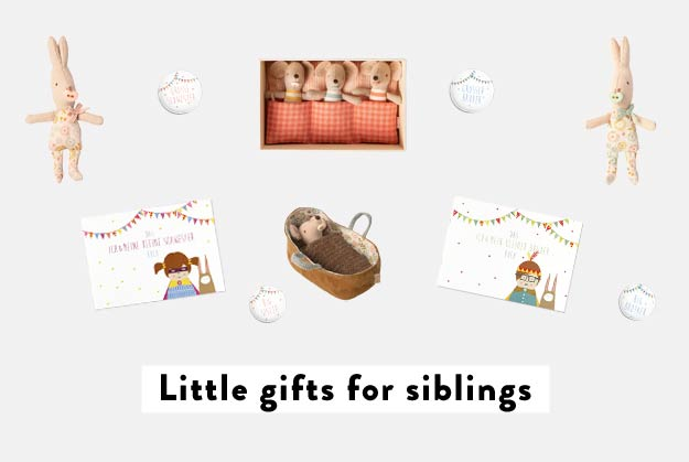 Small gifts for the sibling