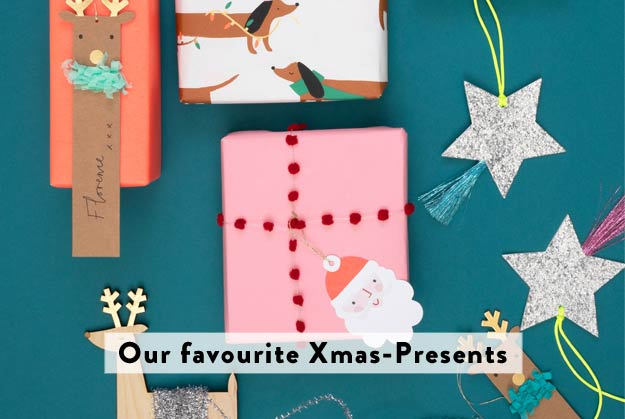 Our favourite Xmas gifts