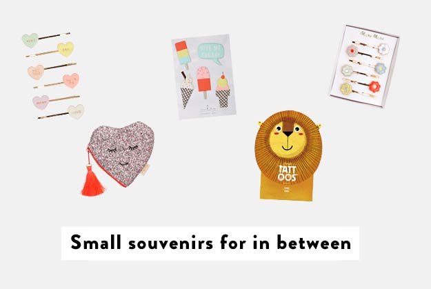Small presents for in between