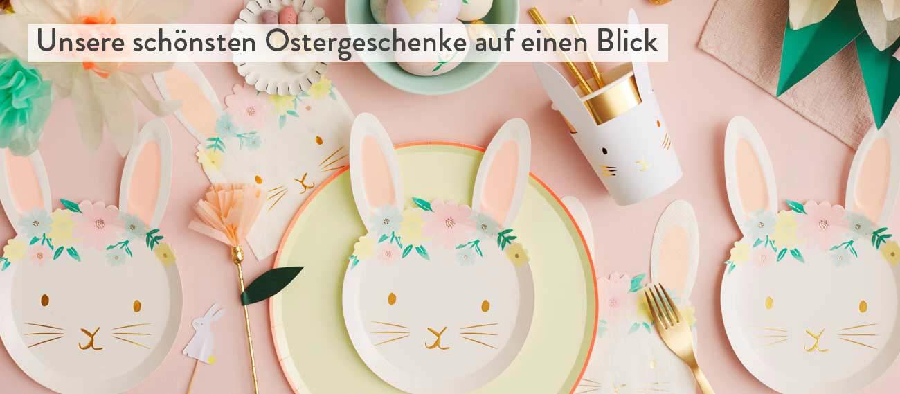 Unsere schönsten Ostergeschenke