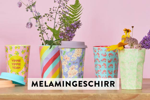 Melamingeschirr & Co.