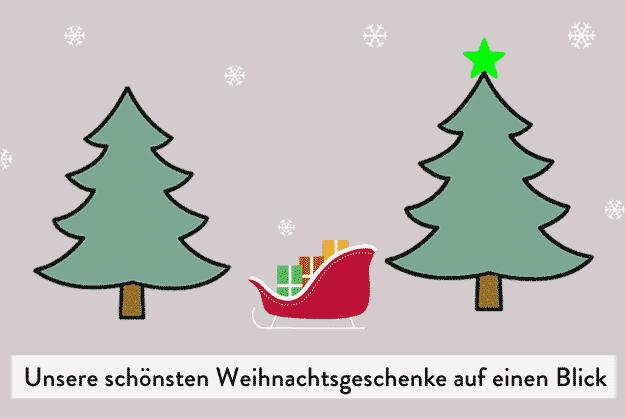 Unsere besten Weihnachtsgeschenke